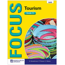 Focus Tourism Grade 11 Learner's Book - ISBN 9780636135284