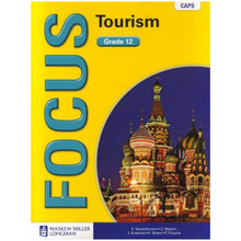 Focus Tourism Grade 12 Learner's Book - ISBN 9780636141964