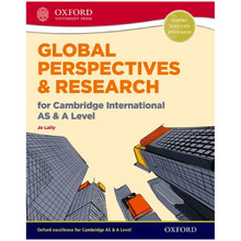Global Perspectives and Research for Cambridge International AS & A Level - ISBN 9780198376743