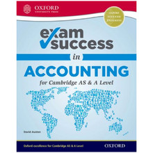 Accounting for Cambridge International AS and A Level Exam Success Guide - ISBN 9780198412755