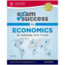 Economics for Cambridge International AS and A Level Exam Success Guide - ISBN 9780198412717