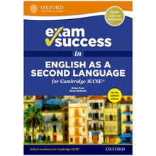 Exam Success in English as a Second Language for Cambridge IGCSE with CD - ISBN 9780198396093