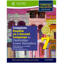 Complete English as a Second Language for Cambridge Secondary 1 Student Book 7 - ISBN 9780198378129