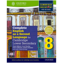 Complete English as a Second Language for Cambridge Secondary 1 Student Book 8 - ISBN 9780198378136