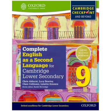 English as a 2nd Language Cambridge Secondary 1 Student Book 9 - ISBN 9780198378143