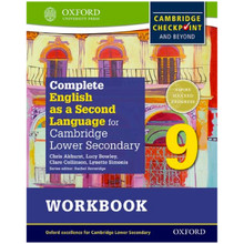 English as a Second Language for Cambridge Secondary 1 Workbook 9 - ISBN 9780198378174