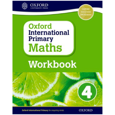 Oxford International Primary Maths: Stage 4 Extension Workbook 4 - ISBN 9780198365297