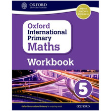 Oxford International Primary Maths: Stage 5 Extension Workbook 5 - ISBN 9780198365303