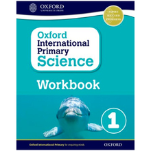 Oxford International Primary Science Stage 1 Workbook (Age 5–6) - ISBN 9780198376422