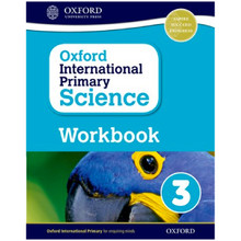 Oxford International Primary Science Stage 3 Workbook (Age 7–8) - ISBN 9780198376446