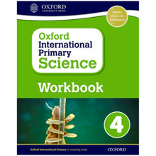 Oxford International Primary Science Stage 4 Workbook (Age 8–9) - ISBN 9780198376453