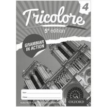 Cambridge IGCSE Tricolore 4 Grammar in Action Workbook 5th Edition - ISBN 9780198397267