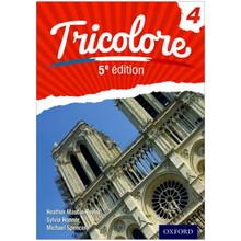 Cambridge IGCSE Tricolore 4 Audio CD Pack 5th Edition - ISBN 9780198374770