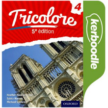Cambridge IGCSE Tricolore 4 Kerboodle 5th Edition - ISBN 9780198374787