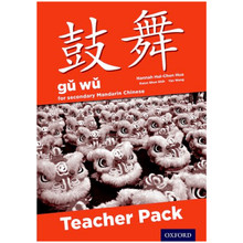 Cambridge IGCSE Gŭ Wŭ for Secondary Chinese Mandarin Teacher Resource Pack - ISBN 9780198408352