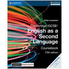 IGCSE English as a 2nd Language 5th Edition Coursebook with Elevate Enhanced (2Year) - ISBN 9781316636527