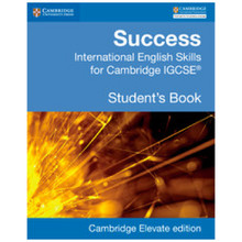 Success International English Skills for IGCSE 4th Edition Student's Book Cambridge Elevate Edition (2Years) - ISBN 9781316636985