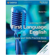 Cambridge IGCSE First Language English Language and Skills Practice Book - ISBN 9781108438926