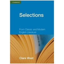 Selections - From Classic and Modern English Literature - ISBN 9780521140812