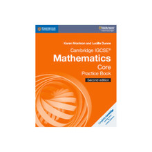 Cambridge International IGCSE Mathematics Core Practice Book - ISBN 9781108437226