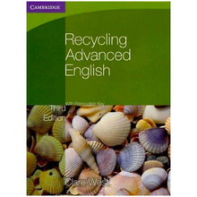 Cambridge Recycling Advanced English, with Removable Key - ISBN 9780521140737