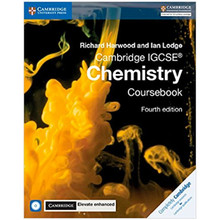 Cambridge IGCSE Chemistry Coursebook with CD-ROM and Cambridge Elevate Enhanced Edition (2 Years)