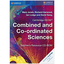 Cambridge IGCSE Combined and Co-ordinated Sciences Teacher's Resource DVD-ROM - ISBN 9781316631072