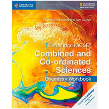 Cambridge IGCSE Combined and Co-ordinated Sciences Chemistry Workbook - ISBN 9781316631058