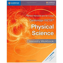 Cambridge IGCSE Physical Science Chemistry Workbook - ISBN 9781316633519