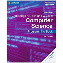 Cambridge IGCSE Computer Science Programming Book for Python - ISBN 9781316617823