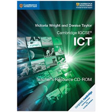 Cambridge IGCSE ICT Teacher's Resource CD-ROM - ISBN 9781316627419