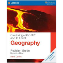Cambridge IGCSE and O Level Geography Revision Guide - ISBN 9781108440325