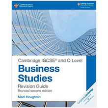Cambridge IGCSE and O Level Business Studies Revision Guide Second Edition - ISBN 9781108441742