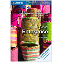 Cambridge IGCSE Enterprise Coursebook - ISBN 9781108440356