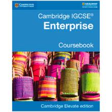 Cambridge IGCSE Enterprise Coursebook Elevate Edition (2 Years) - ISBN 9781108440370