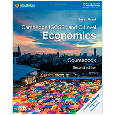 Cambridge IGCSE and O Level Economics Coursebook - ISBN 9781108440387