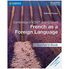 Cambridge IGCSE French as a Foreign Language Teacher's Book - ISBN 9781316626405