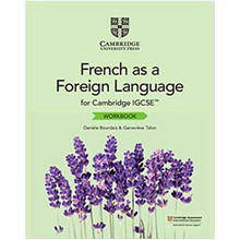 Cambridge IGCSE® French as a Foreign Language Workbook - ISBN 9781108710091
