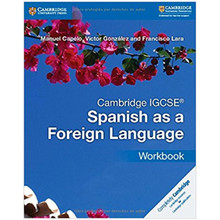 Cambridge IGCSE Spanish as a Foreign Language Workbook - ISBN 9781316635544