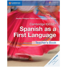 Cambridge IGCSE Spanish as a First Language Teacher's Book - ISBN 9781316632970