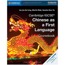 Cambridge IGCSE Chinese as a First Language Coursebook - ISBN 9781108434935