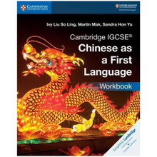 Cambridge IGCSE Chinese as a First Language Workbook - ISBN 9781108434959