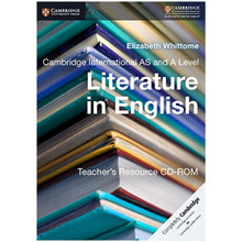 Cambridge International AS & A Level Literature in English Teacher's Resource CD-ROM - ISBN 9781107682962