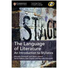 The Language of Literature: An Introduction to Stylistics - ISBN 9781108402217