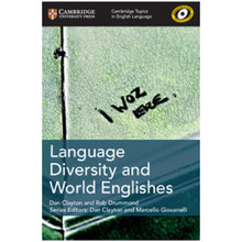 Language Diversity and World Englishes Cambridge Elevate edition (2 Years) - ISBN 9781108442640