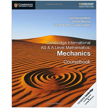 Cambridge International AS & A-Level Mathematics Mechanics 1 - ISBN 9781108407267