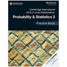 AS & A-Level Mathematics Mechanics Probability and Statistics 2 Practice Book - ISBN 9781108444927