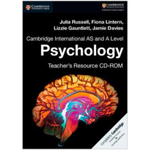Cambridge International AS & A Level Psychology Teacher's Resource CD-ROM - ISBN 9781316637944