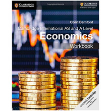 Cambridge International AS & A Level Economics Workbook - ISBN 9781108401586