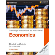 Cambridge International AS & A Level Economics Revision Guide - ISBN 9781316638095
